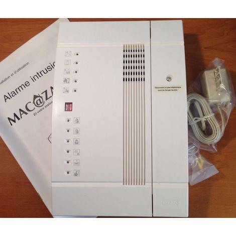 Mac@za/Macaza MA100571 - Alarm Central Monitoring