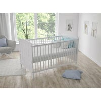 Maddox Convertible Cot Bed Variations