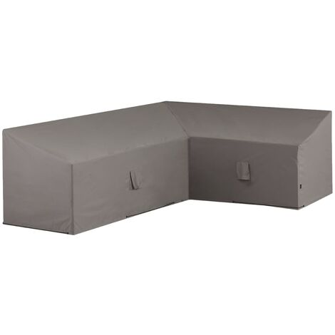 Madison Garten-Lounge-Set-Abdeckung 270 x 210 x 90 cm Rechts Grau -