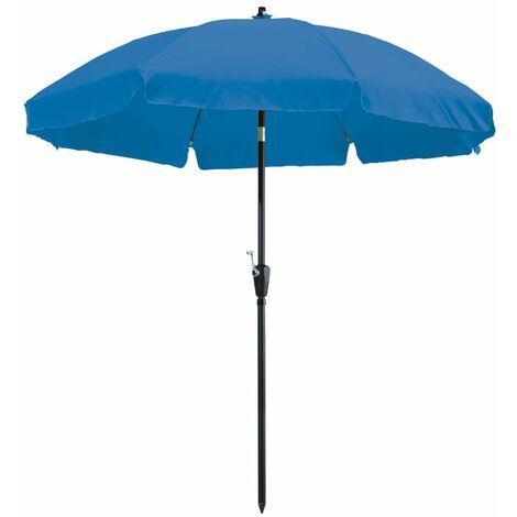 Madison Parasol Lanzarote 250 cm Aqua - Blue