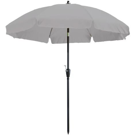Madison Parasol Lanzarote 250 cm Grey