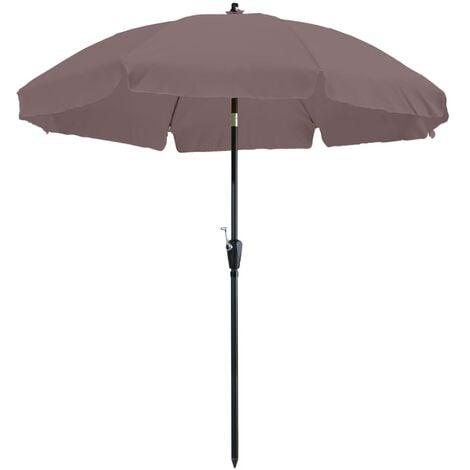 Madison Parasol Lanzarote 250 cm Taupe - Brown