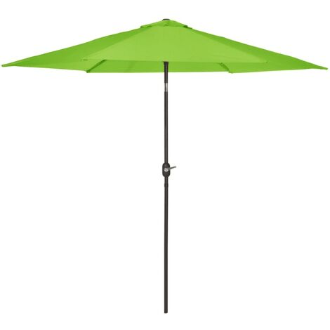 Madison Parasol Tenerife 300 cm Apple Green