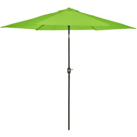 Madison Parasol Tenerife 300 cm Apple Green - Green