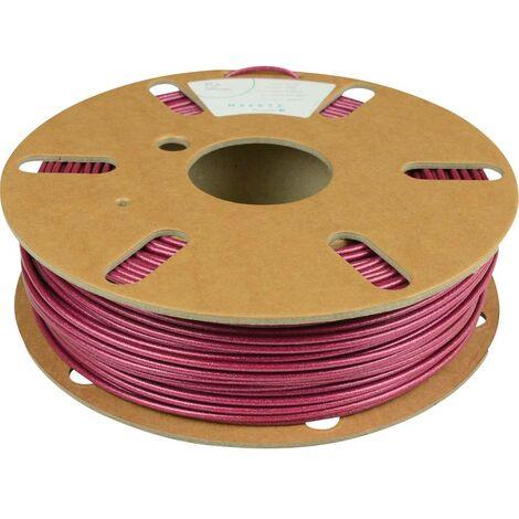 Maertz PMMA-1001-001 Polyactic-Acid Glitter Filament PLA 1.75 mm 750 g violet, effet scintillant