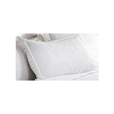 """main image of """"Mafalda Pillowsham White Bedding Pillow case"""""""