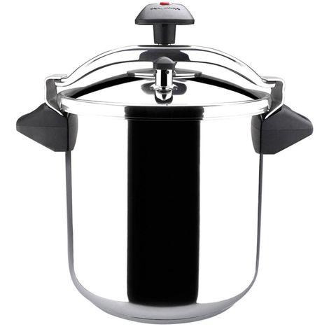 MAGEFESA 01OPINORE10 - Olla a presión tradicional INOXTAR 10L