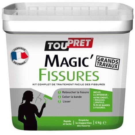 MAGIC FISSURES 4KG KIT GD.TRAVAUX GSB