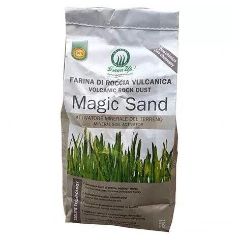 Magic Sand - Engrais activateur de sol 5 Kg
