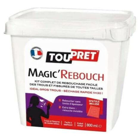 Magic'Rebouch TOUPRET Pasta de Luz 0,8Kg - MGRET0.8