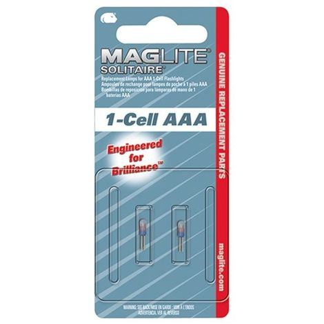 """main image of """"2 Ampoules Maglite pour Magsol"""""""