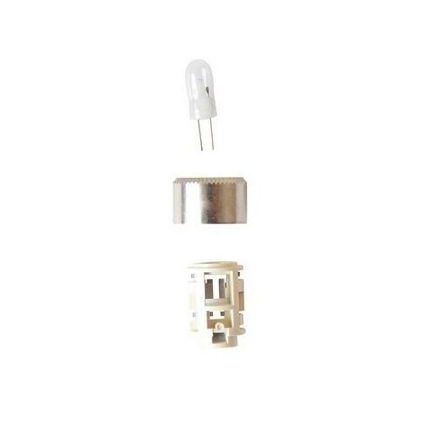 Maglite LMXA401 4 Cell Xenon White Star Bulb
