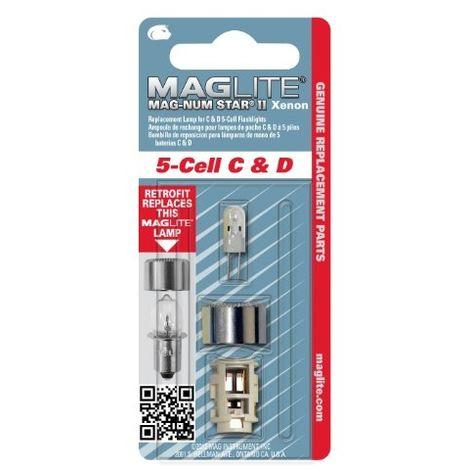 MAGLITE MAGNUM STAR II AMPOULE 5C XÉNON