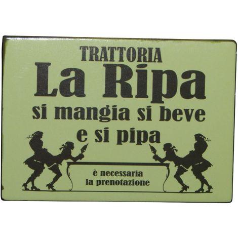 "Magnet Magnet ""Historisches"" La Ripa"