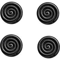 Magnet rond spirale