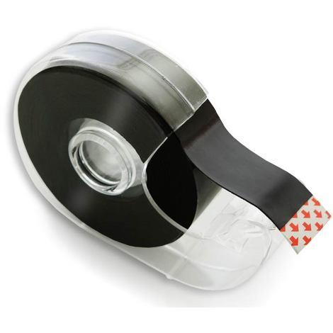 Magnetband im Abroller, 8 m