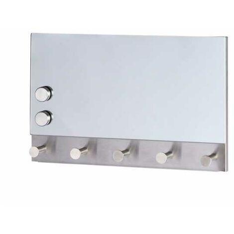 Magnetic coat rack Mirror WENKO