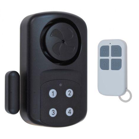Magnetic Contact Gate, Door & Outbuilding Weatherproof Alarm or Chime Alert [004-1500]