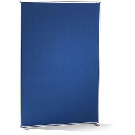 magnetoplan® Cloison modulaire - revêtement tissu - hxlxp 1800 x 1250 x 500 mm
