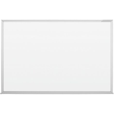magnetoplan® Tableau blanc - type SP - l x h 1200 x 900 mm