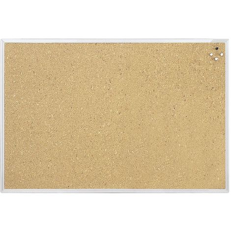 magnetoplan® Tableau en liège - type SP - l x h 1500 x 1000 mm - Coloris du tableau: liège naturel