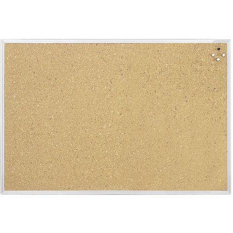 magnetoplan® Tableau en liège - type SP - l x h 600 x 450 mm - Coloris du tableau: liège naturel