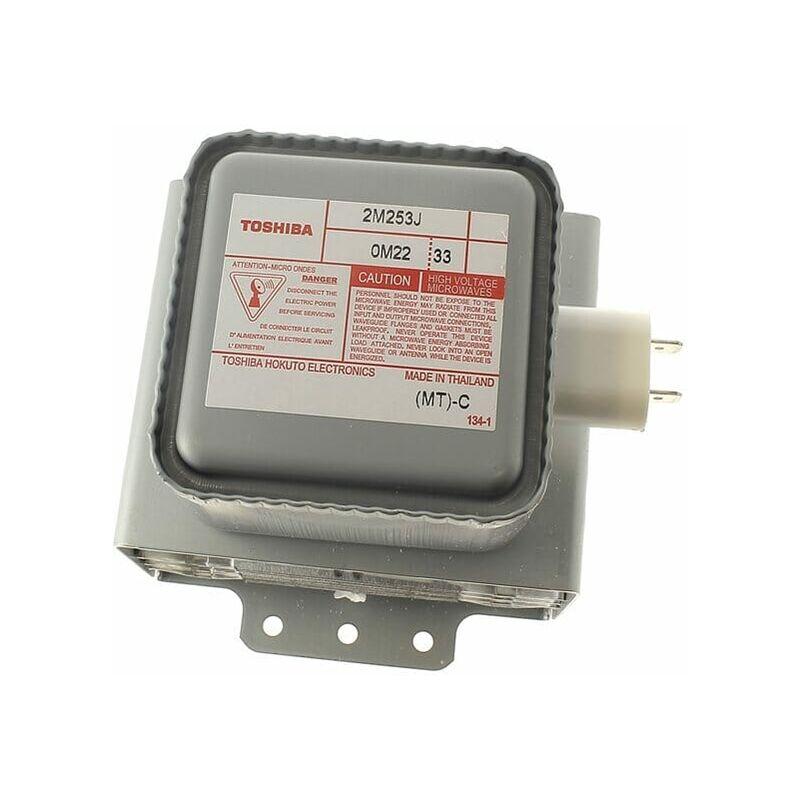 Magnetron 2m219j pour Micro-ondes Bosch, Micro-ondes Siemens, Micro-ondes Rosieres, Micro-ondes Candy, Micro-ondes Neff, Micro-ondes Brandt, Micro-ond