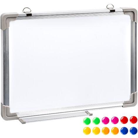 Whiteboard Magnettafel Wandtafel Memoboard Magnetwand Magnete Tafel Schreibtafel