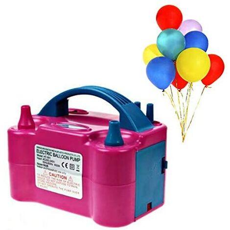 """main image of """"Magnifique gonfleur électrique ballon électrique pompe de gonflage deux buses d'air du ventilateur"""""""