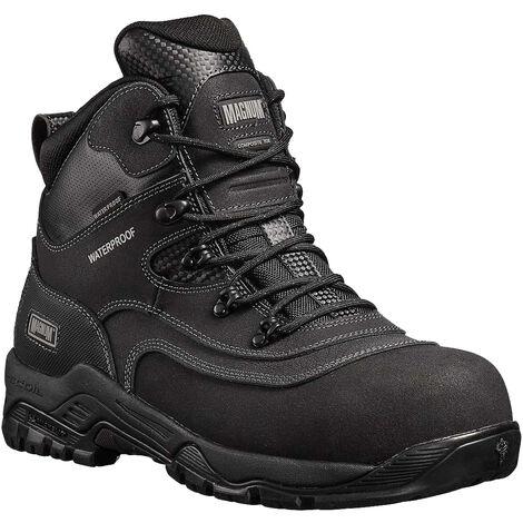 Magnum Mens Broadside 6.0 Industrial Sports Safety Boot