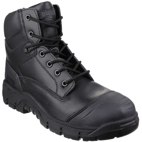 Magnum Mens Roadmaster Leather Safety Boots