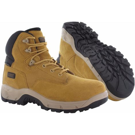 d82c0e84f13 Magnum Precision Sitemaster S3 wheat composite safety boot with midsole  size 7UK
