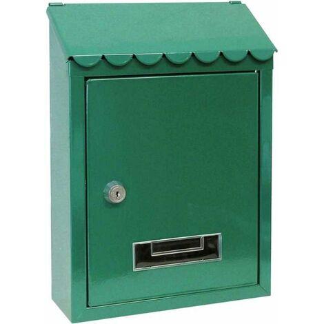 MAIL BOX 30X21X6 VERT CAPRI