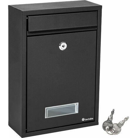 Mailbox Edwin - letterbox, post box, secure mailbox