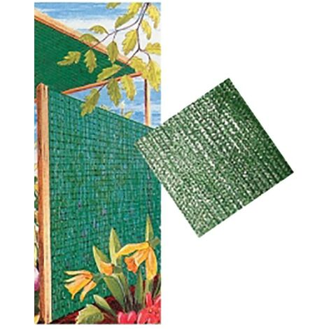 Maille de dissimulation 2X5Mt Polyéthylène Vert Natuur Nt61359 Nt61359 61359