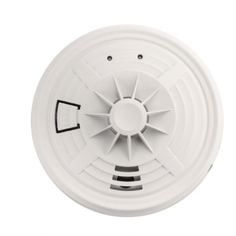 Mains Powered Heat Alarm with Alkaline Back-up Battery - BRK 690MBX