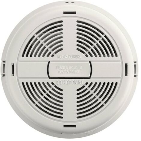 Mains Powered Ionisation Smoke Alarm with Alkaline Back-up Battery - BRK 770MBX