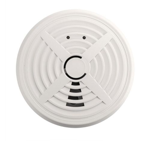 Mains Powered Optical Smoke Alarm with Alkaline Back-up Battery - BRK 660MBX