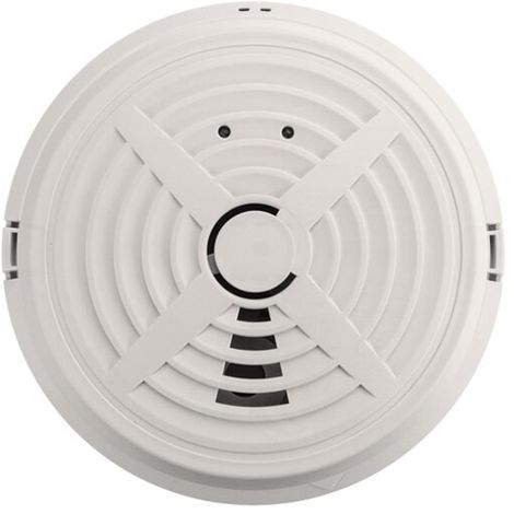 Mains Powered Optical Smoke Alarm with Alkaline Back-up Battery - BRK 760MBX