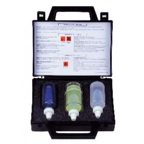 Maintenance and water analysis - Control box TH