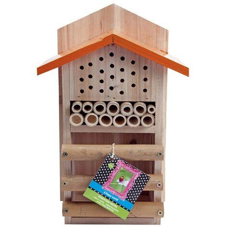 Maison pour insectes - Astuceo