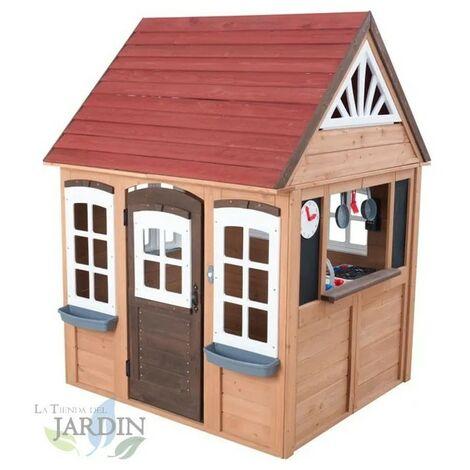 Maisonnette en bois Fairmeadow