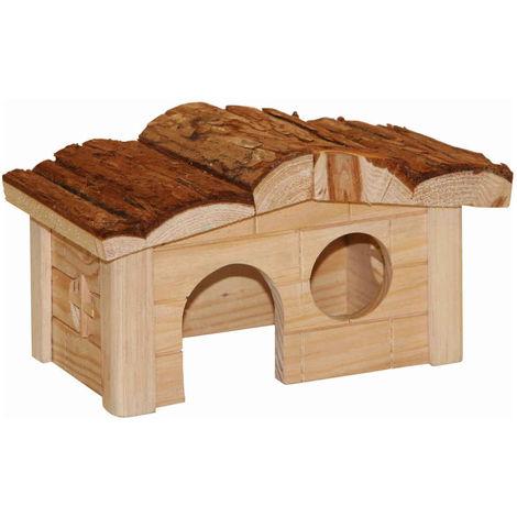 Maisonnette Nature pour Hamsters - Kerbl