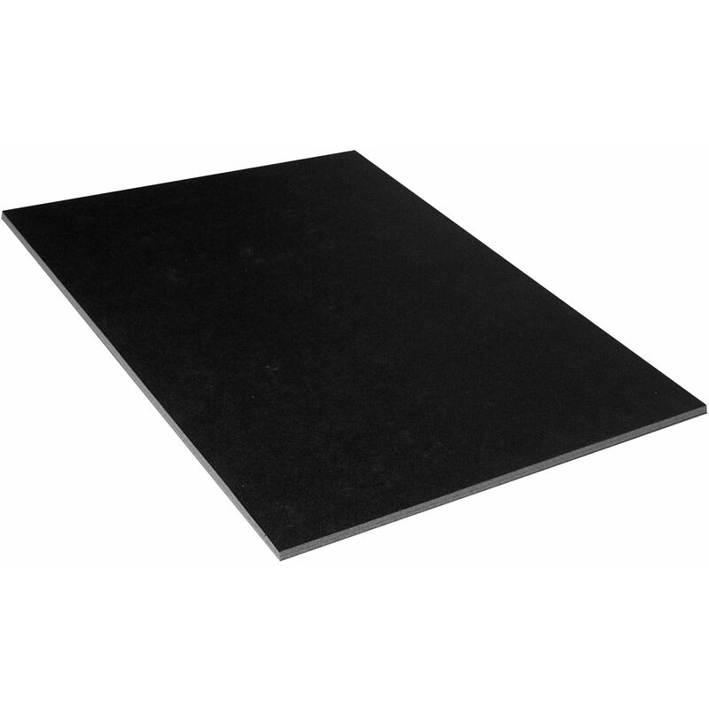 Image of Major Brushes Black Foam Board (Polystyrene)