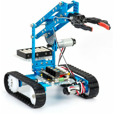 Makeblock 90040 Ultimate Robot Kit V2.0 10 Types in 1