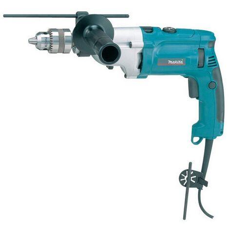 MAKHP2071F-1 - Makita HP2071F Hammer Drill 110v