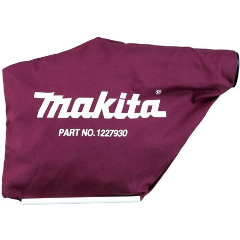 """main image of """"Makita 122793-0 Dustbag For Makita Planers KP0810 KP0800 KP0800K"""""""
