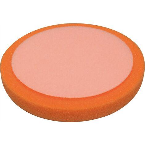 Makita 150mm Round Orange Sponge Pad Suits Orbital Sander Polisher BO6030