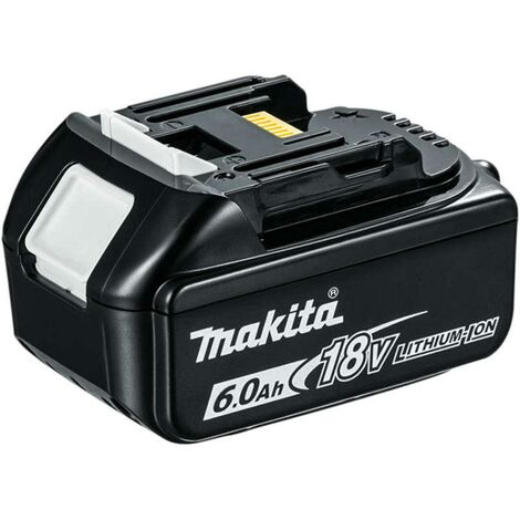 Makita 18 Volt 6.0AH Li-on Battery BL1860