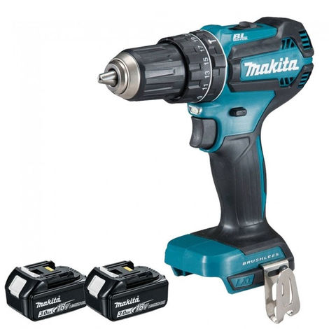 Makita 18V Combi Drill Brushless Cordless T4TKIT-453